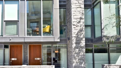 Rental of the Week: $3,600 per month for a townhouse near city hall