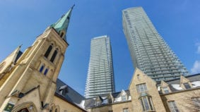 Condo of the Week: $2.2 million for a balcony-lined suite near U of T