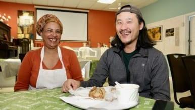 Why La Limonada's Trini doubles are an essential Toronto dish