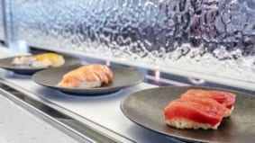 What's on the menu at Tora, Miku's new conveyor-belt sushi restaurant at Yorkdale Shopping Centre