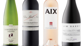 The best new bottles at the LCBO in April