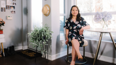 """""""I'm saving $2,500 a month for a down payment on a condo"""": How a cannabis tech worker spends her money"""