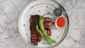 How Momofuku Kojin prepares its top-notch T-Bone steak