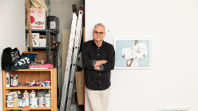 Live-work spaces: Inside the cozy condo and painting studio of Richard Storms