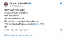 The most hilarious tweets from the Toronto Police Twitter account