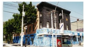 Here's what the Drake Hotel looked like before it became a Queen West destination