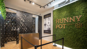 A look inside the Hunny Pot, Toronto's first legal cannabis shop
