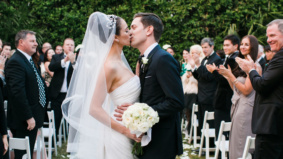 Real Weddings: Inside a breezy Palm Springs celebration