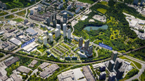 How an innovative new project will turn industrial lands at Eglinton and Don Mills into a stylish new neighbourhood