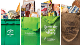 A breakdown of Toronto's best grocery delivery services