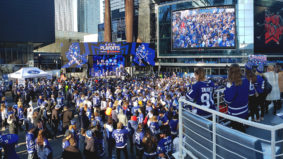 Maple Leafs fans talk about their pre-game rituals