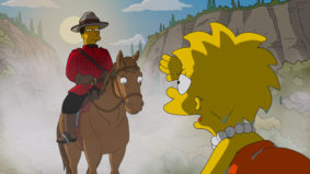 The best—and cringiest—moments from last night's very Canadian <em>Simpsons</em> episode
