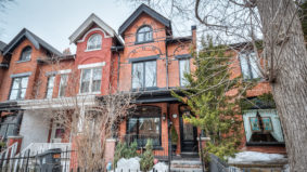Rental of the Week: $4,500 per month for a decked-out Victorian in Moss Park