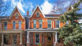 House of the Week: $1.9 million for a restored Victorian in Cabbagetown