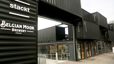 Everything to do, see, eat and drink at Stackt, Toronto's new outdoor market made of shipping containers