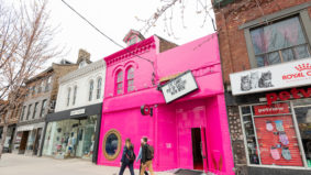 Inside Eye Candy, Toronto's new technicolor pop-up on Queen West