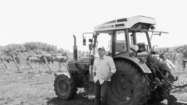 Q&A: Ontario winemaker Richie Roberts on cool-climate winemaking and the joy of hard work