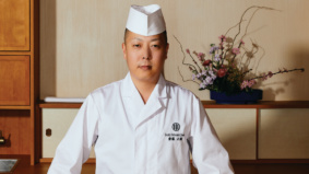 This guy is one of the most bankable names in the big-money world of fish on rice