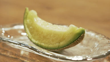 The juicy story behind Yukashi's rare melon