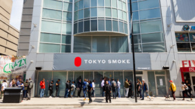 A look inside Tokyo Smoke's new cannabis store at Yonge and Dundas
