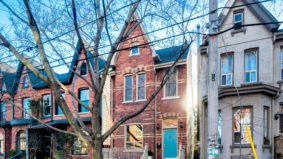 How a stager spruced up a century-old Riverdale home