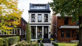 House of the Week: $3.8 million for a super-luxurious, newly built Trinity Bellwoods home