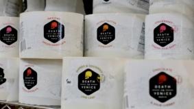 Inside Death in Venice's new gelato laboratory in Little Portugal