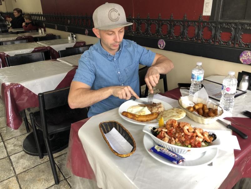 Where chef Matt Basile eats calzones, ceviche and piri-piri chicken in his St. Clair West neighbourhood
