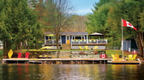 Rent in the city, buy in cottage country, live happily ever after