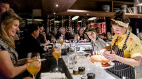 What went down at Kojin's first birthday party, an exclusive dinner for TL Insiders