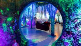 A look inside the Funhouse, an immersive art maze in an old Buddhist temple on Queen West