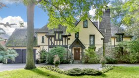 Sale of the Week: The $3.8-million Baby Point mini-mansion that took a year to sell