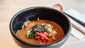 What's on the menu at Udon Kitanoya, a new Japanese noodle house in the Annex