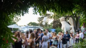 Here's what went down at the fifth annual <em>Toronto Life</em> Garden Party last night