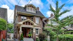 House of the Week: $1.7 million for a High Park home that looks old in all the right places