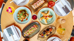 What's on the menu at Chotto Matte, Toronto's new Nikkei restaurant and cocktail lounge