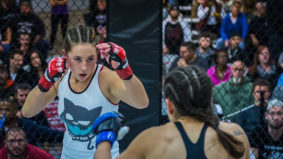 I was the top-ranked female MMA fighter in Ontario. Here's why I walked away from the sport at 22