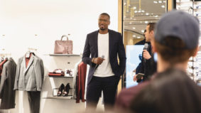 What went down at last night's grand opening of the new BOSS Store at Yorkdale Shopping Centre