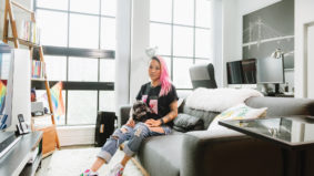"""""""I'm saving up to buy a house in the next five years"""": How a brand strategist spends her money"""