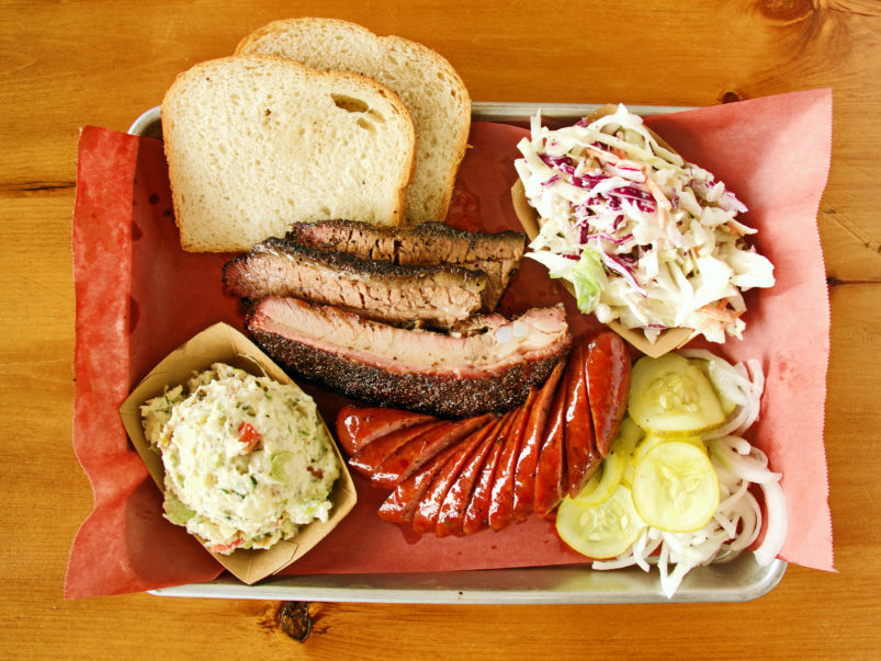 Here's how much it actually costs to make brisket, ribs and sausage at Adamson Barbecue