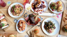 What's on the menu at Smoke Bar and Kitchen, an unconventional barbecue joint on Queen West