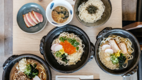 What's on the menu at Zen Sanuki Udon, a new Japanese noodle house in Scarborough