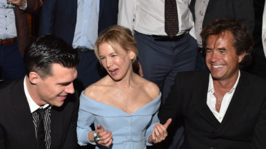Spotted at TIFF: Renée Zellweger makes a triumphant comeback, and Adam Sandler drinks a Coke