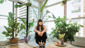 """""""I sell plant hangers, pottery and terrariums on the side"""": How a tequila bar manager makes it work on $46K"""