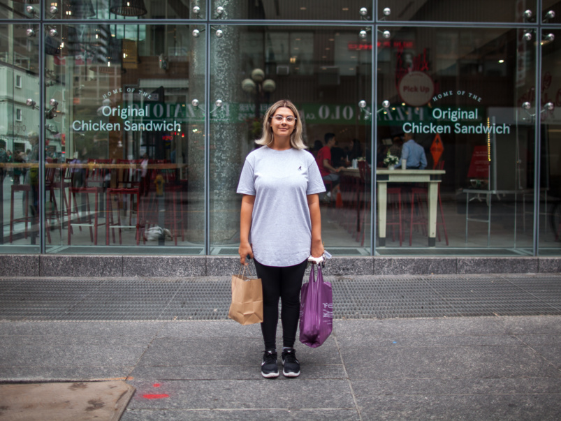 """""""I'm actually surprised they let them open a store here"""": How Torontonians feel about the city's first Chick-fil-A"""