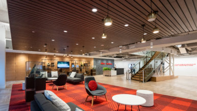 Inside Tim Hortons' new downtown headquarters
