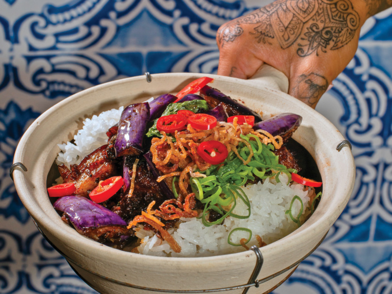 The city's best plant-based dining