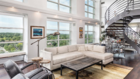 Condo of the Week: $5.9 million for a penthouse with an atrium in St James Town