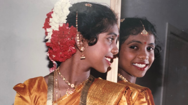 Who killed Sharmini Anandavel?
