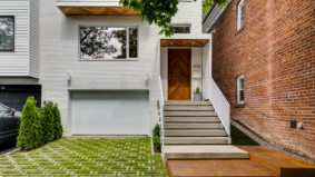 House of the Week: $3.2M for a fully reno'd 1960s build in the Beaches